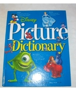 2003 First Edition Disney Picture Dictionary Ha... - $9.99