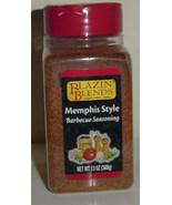 Blazin blends Memphis Style Barbecue Seasoning 6 ct - $25.00