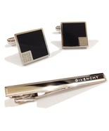 NIB $650 Givenchy Designer Logo Cufflinks Set T... - $356.40