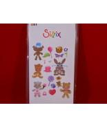 Sizzix Sizzlits Build a Buddy bear set nip  - $19.99