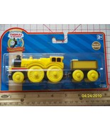 Train Thomas Molly and Tender Wooden Railway LC... - $21.99