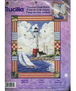 Bucilla Americana Lighthouse Counted Cross Stit... - $19.99
