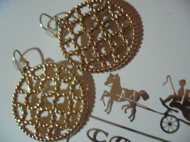 Coach Miranda Earrings