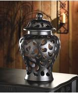Ceramic Jar With Lid - $54.00
