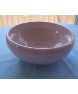 Russel Wright Pink Iroquois Casual China Bowl - $24.99