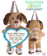 PuppyTreasure Pocket Keepsake a-door-nimal - $18.00