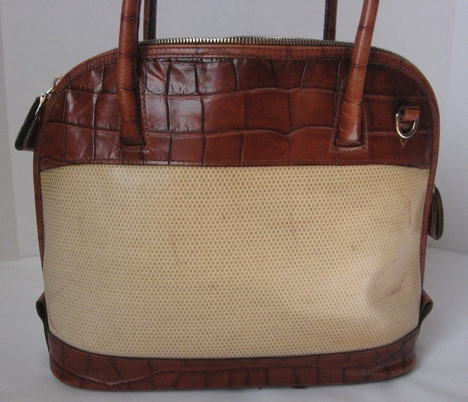 Dooney_and_bourke_handbag_satchel_tote_bag_brown