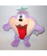 Tiny Toon Adventures Dizzy Devil Purple Plush S... - $10.98