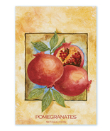 Fresh Scents Scented Sachets by Willowbrook Company - Pomegranates, 3 Pack