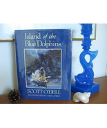 ISLAND OF THE BLUE DOLPHINS SCOTT O'DELL HC/DJ  - $9.99