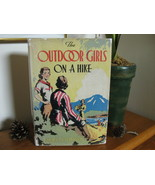 OUTDOOR GIRLS on a HIKE Mystery Series  #19 LAU... - $9.99