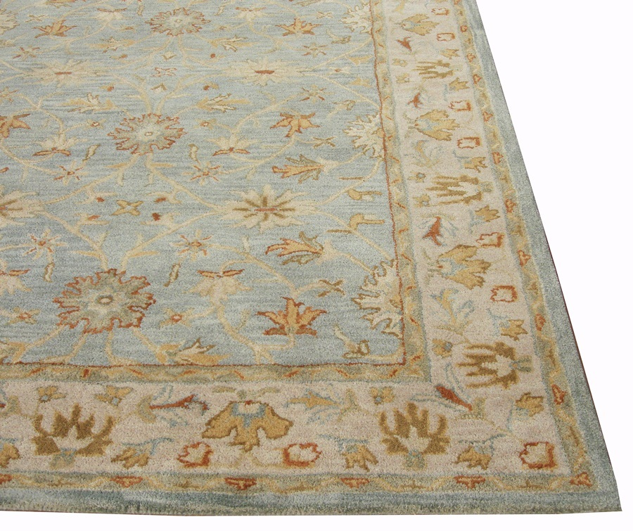 New Brand Devlin Persian Rug Handmade 100 Wool Area Rugs: Sale Brand New Pottery Barn MALIKA Persian Style Woolen