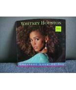 WHITNEY HOUSTON - GREATEST LOVE  OF ALL 45 - $5.00