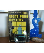 FRONT PAGE MYSTERY by GRAHAM DEAN BOYS MYSTERY ... - $24.95