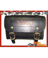 NORTON CUSTOMIZED GENUINE LEATHER TOOL BAG BRAN... - $90.99