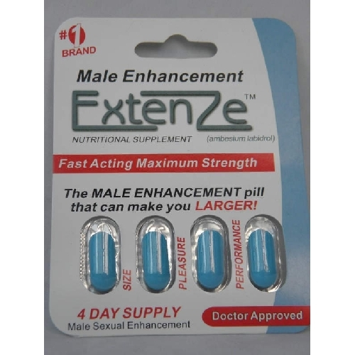 Extenze Male Enhancement Original Formula