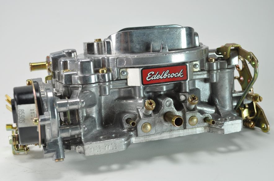 Edelbrock 1406 Performance Carburetor CORE Electric Choke 600 CFM Square Bore