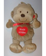 Carters Just One You Hugs Kisses Monkey Plush S... - $8.99