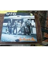UFO No Place To Run album record Vintage 33 rpm  - $35.00