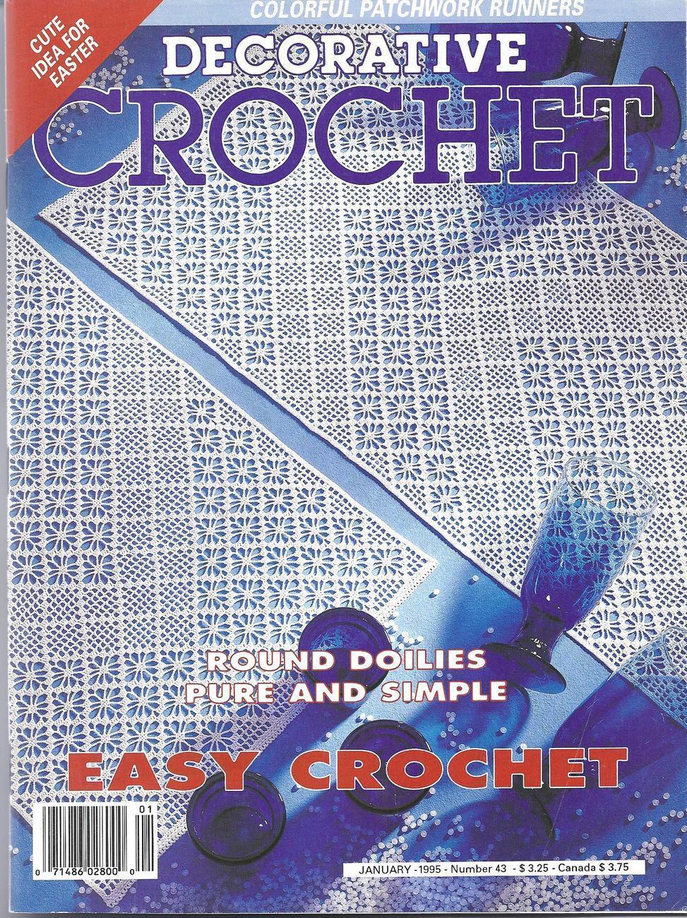 Free crochet pattern, free crocheting patterns
