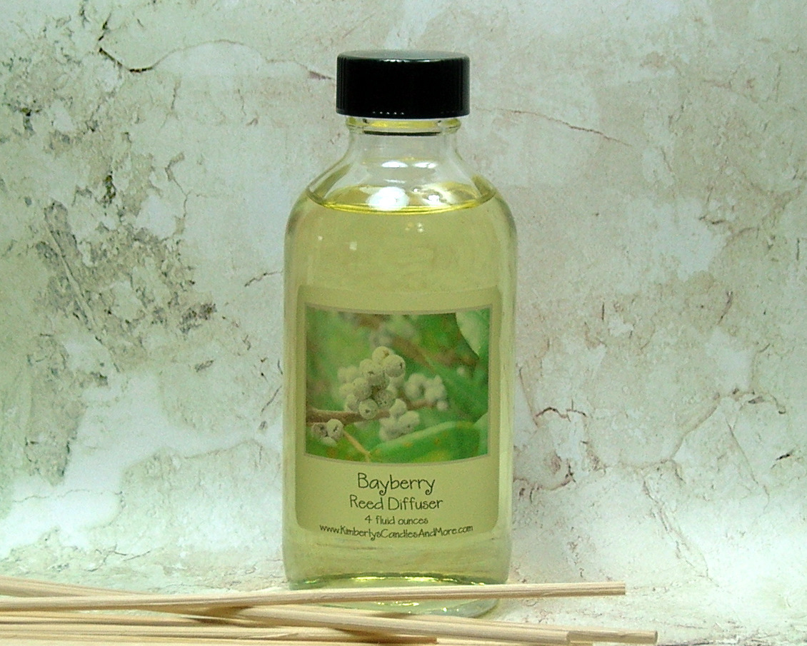 Bayberry Reed Diffuser