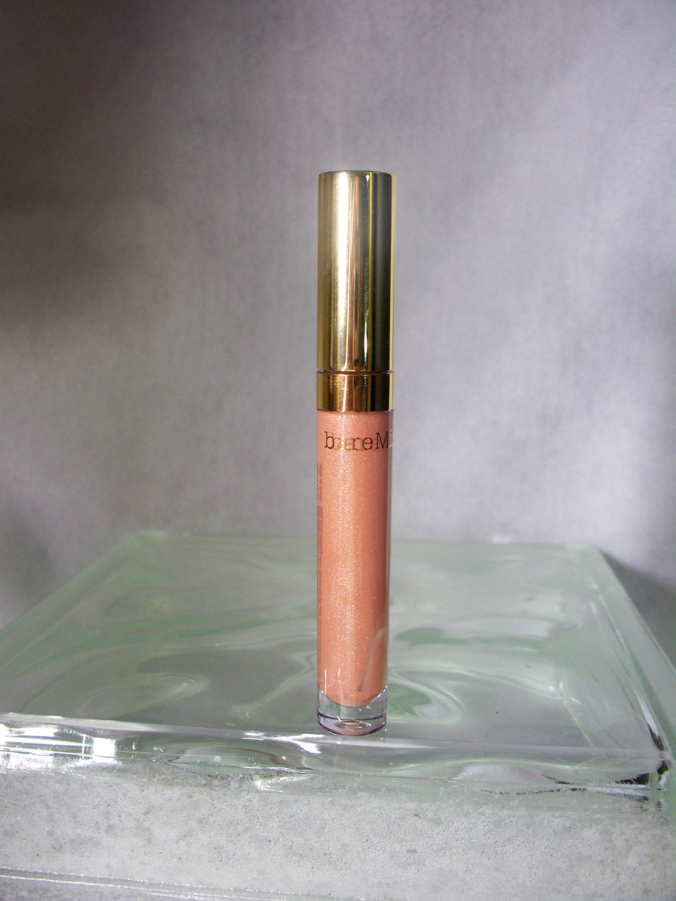 Bare Escentuals Bare Minerals Marvelous Moxie LipGloss Rule Breaker  Nude