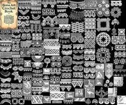 free vintage crochet lace dress patterns, free vintage crochet
