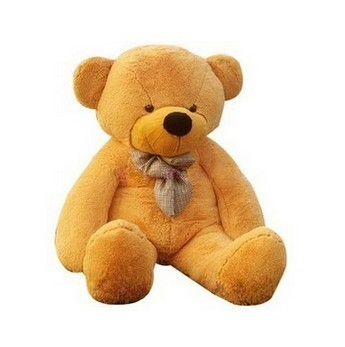 "NEW HUGE SOFT 100% COTTON TOY GIANT  TEDDY BEAR 31.5""(80CM)"