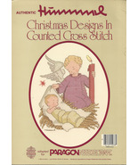 Authentic Hummel Christmas Designs Cross Stitch... - $7.00