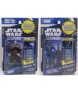 Star Wars Clone Wars Count Dooku CW06 Mandalorian Warrior CW29 2 Value Pack