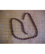 16 Inch Strand Chocolate Brown REAL Freshwater ... - $29.99