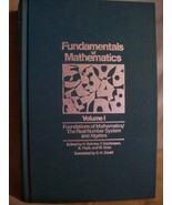 Foundations of Mathematics The Real Number Syst... - $11.97