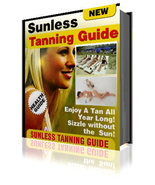 The Sunless Tanning Guide eBook - Stay Tan All ... - $1.49
