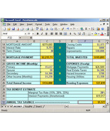 RENTAL PROPERTY INVESTMENT ANALYSIS SPREADSHEET... - $2.49