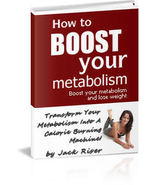BOOST Your METABOLISM - BURN FAT & LOSE WEIGHT ... - $1.49