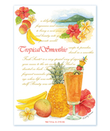 Fresh Scents Scented Sachets by Willowbrook Company - Tropical Smoothie, 3 Packs