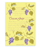 Fresh Scents Scented Sachets by Willowbrook Company - Tuscan Grape, 3 Packs