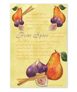 Fresh Scents Scented Sachets by Willowbrook Company - Pear Spice, 3 Pack