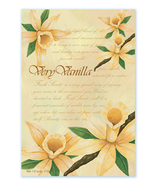 Fresh Scents Scented Sachets by Willowbrook Company - Very Vanilla, 3 Packs