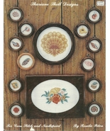 Shariane Shell Designs Cross Stitch and Needlep... - $4.92