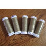 Mettler Cordonnet Topstitch Thread  Beige - $14.95