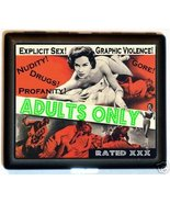 Adult  Movie Poster Parody Taboos Cigarette Id ... - $9.79
