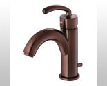 Buy Vigo VG01025RB Single Handle Oil Rubbed Bronze Faucet