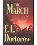 The March,  A Novel by E.L. Doctorow HCDJ Histo... - $5.99