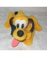 Disney World Disneyland Plush Bean Bag Pluto - $9.99