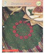 Yuletide Doily~Christmas Magic Crochet Pattern - £2.05 GBP