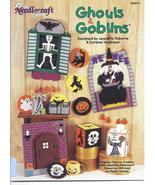 Ghouls & Goblins Plastic Canvas Patterns - £7.57 GBP
