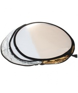 Collapsible Flash Reflector Board Set of 5 Larg... - $14.99