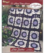 Lilac Garden 12-Hour Time Savers Crochet Afghan... - £3.04 GBP