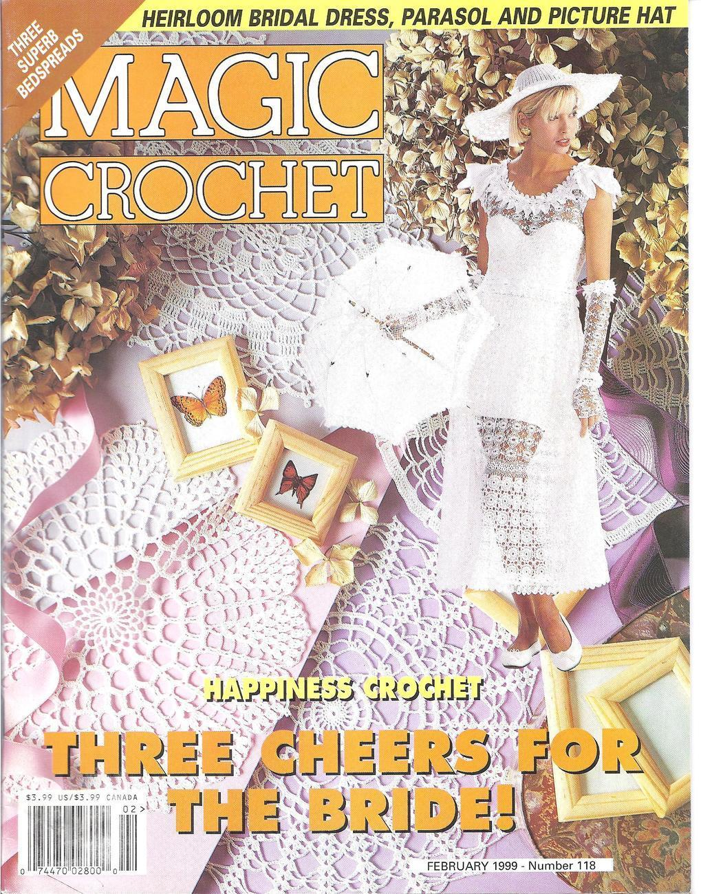 Crochet For Beginners Magazine : Decorative crochet magazine Shop decorative crochet magazine
